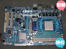 MA770T UD3 770 font b motherboard b font DDR3 AM3 Used disassembly