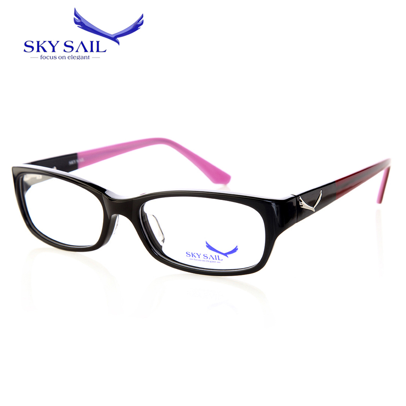 SKAIL SAIL 2018 Women Glasses Frame Fashion Men Optical Frames Eyeglasses  Frame Can Fill Prescription Lens Oculos De Grau SS001 3ecf0b7df1
