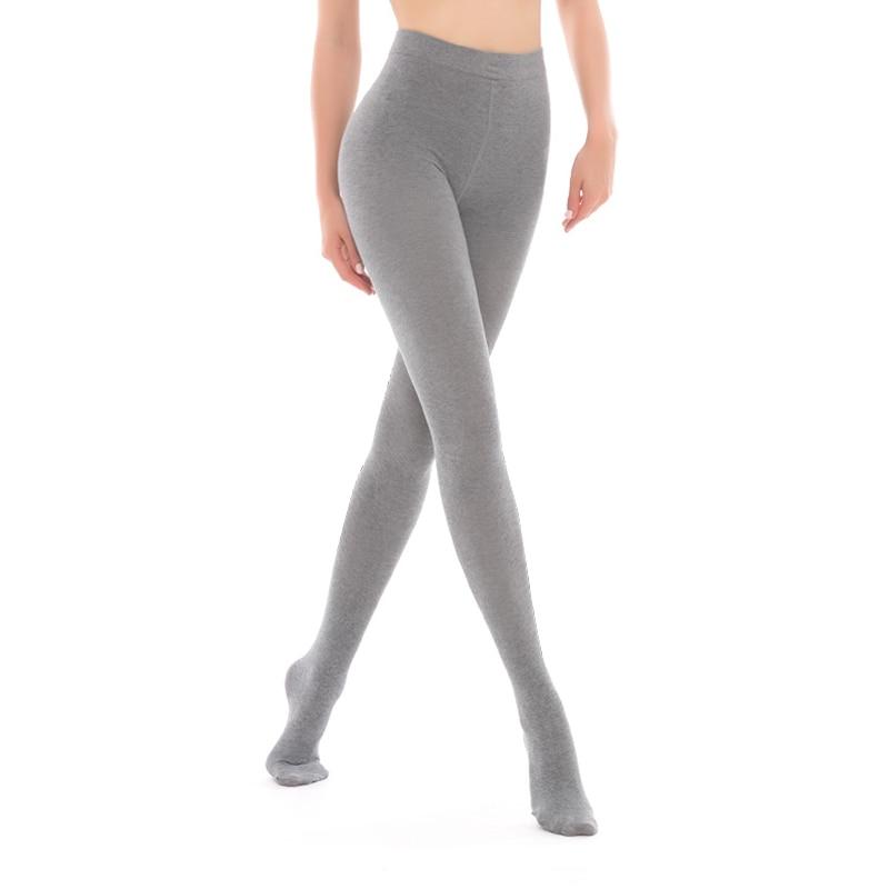 Women gray pantyhose
