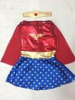 Trajes de Halloween Para crianças Meninas, wonder woman costume dress, Roupas da menina do Anime Cosplay, Disfraces Carnaval