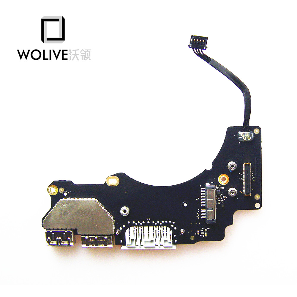 New A1502 I/O Input Output HDMI SDXC USB Board for Macbook Retina A1502 13.3 2015 year 820-00012-05,820-00012-06, 820-00012-A a1502 98