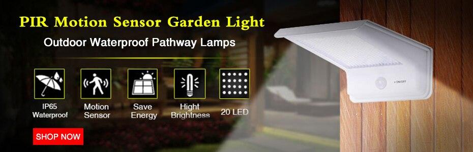 2 pçs led solar luz 32 leds