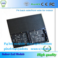 shenzhen factory wholesale price indoor full color p4 LED module High clear p4 RGB LED display module 256*128mm