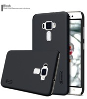 Case For Asus Zenfone 3 Ze520kl Top Case Nillkin Silicone Case Display Plastic Hard Back Cover