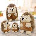 Большой размер Симпатичные Мягкие Ежик Anima plushl Игрушки Чучела куклы для Детей Дети день рождения подарок бесплатная доставка