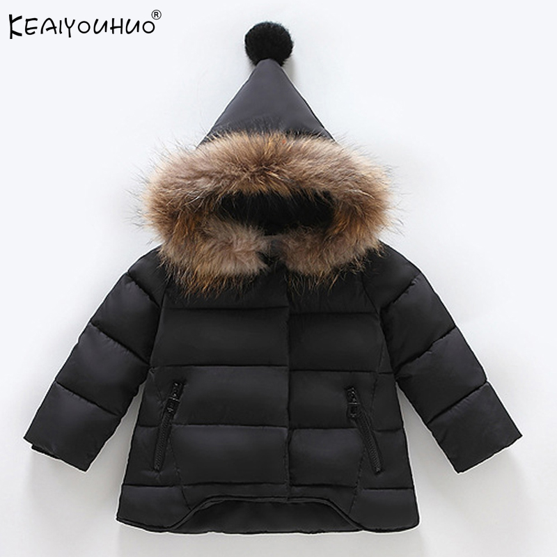 New Baby Girls Jackets Children Clothes 2017 Autumn Winter Coats For Girls Down Jackets Baby Boy Coat Kids Hooded Warm Outerwear fashion girl thicken snowsuit winter jackets for girls children down coats outerwear warm hooded clothes big kids clothing gh236