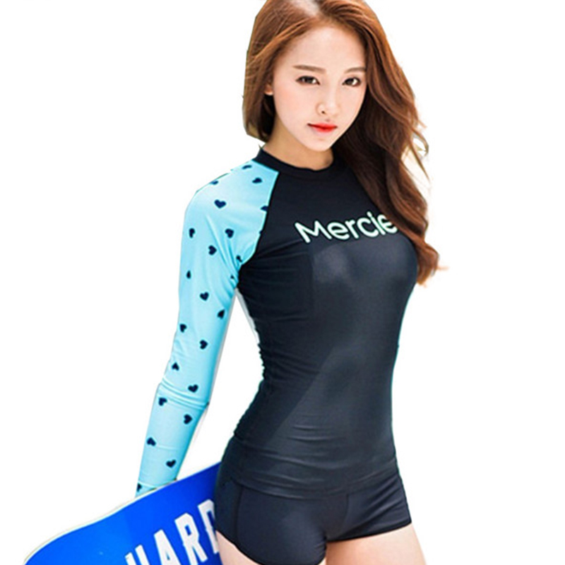 Femmes Push up Bandage Bikini Maillots de bain maillot de bain Surf Rash Guard Maillot De Bain