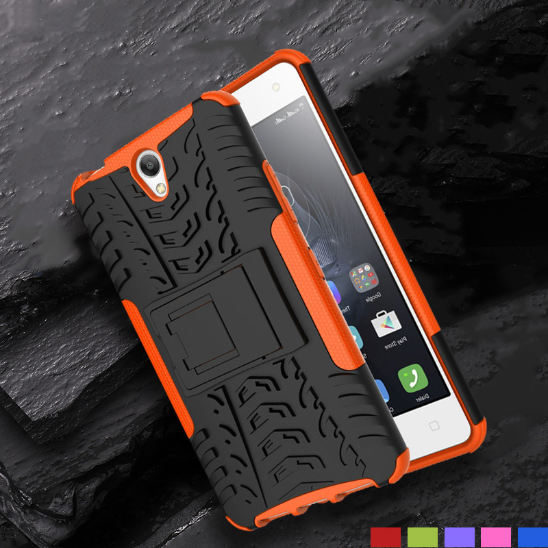 SEASHORE Silicone + PC Case sFor Lenovo Vibe S1 Cases Rubber Hard Cover Case For Lenovo S1 Vibe S 1 Cover Cell Phone Bag Case