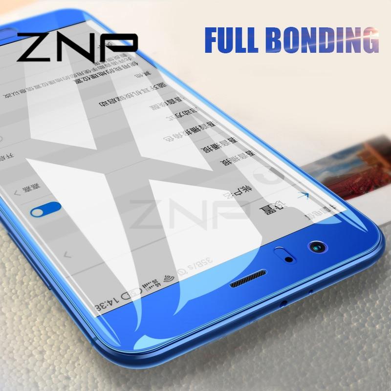 ZNP 9H Premium Tempered Glass For Huawei Honor V10 V9 9 Screen Protective Film For Honor 9 9 Lite Honor V10 V9 Tempered Glass