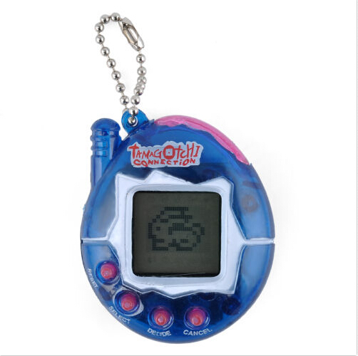 1 Tiny Pet Toy Game Hot Tamagotchi  Nostalgic 49 Pets Cyber in Virtual Toy Funny Tamagochi Random Color