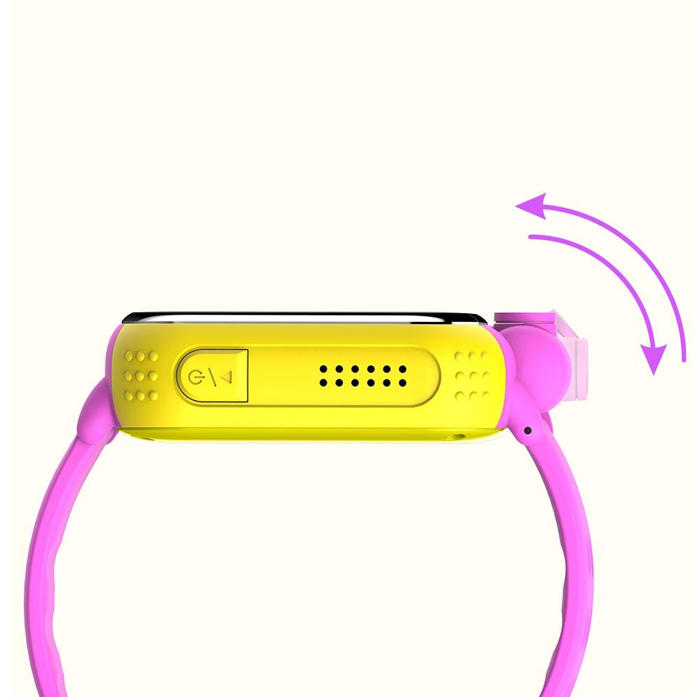 Montre bébé intelligente téléphone JM13 Q730 3G enfants WIFI GPS tracker montre pour enfant caméra de sécurité montres enfants smartwatch pk Q90 Q360 - 3