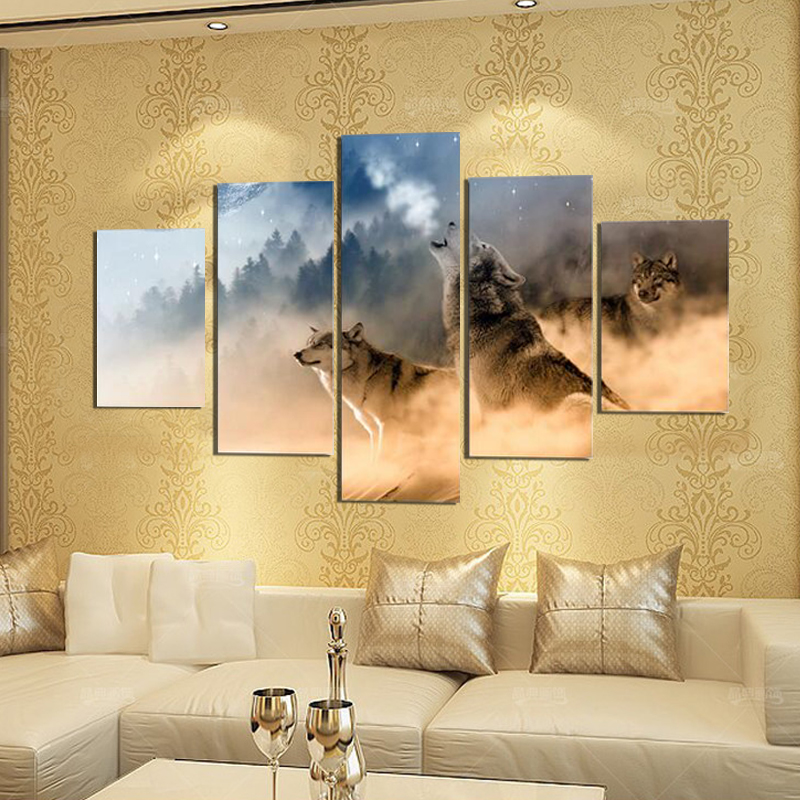 Modern Wall Painting Art Picture Paint on Canvas home decor for ...