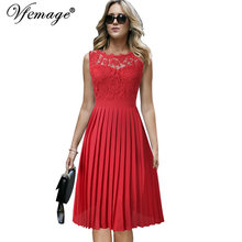 c25defadca4ef Popular Pleated Skater Dress-Buy Cheap Pleated Skater Dress lots ...