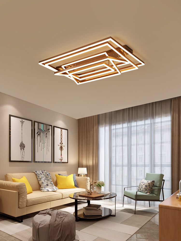 LOFAHS Luminaire Modern Led Ceiling Lights For Living Room Study Room Bedroom Home  Ceiling Lamp dimmingLOFAHS Luminaire Modern Led Ceiling Lights For Living Room Study Room Bedroom Home  Ceiling Lamp dimming