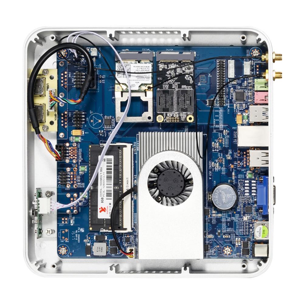 Mini PC Intel Core i5 4200U i3 4010U Windows 10 Mini Computer NUC Nettop Desktop minipc HD Graphics 4200 WIFI HDMI HTPC