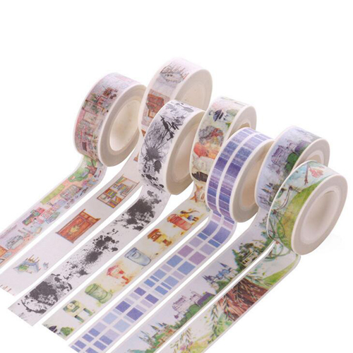 1PC 12 style Kawaii Masking paper Tape Decoration sticker Washi tapes School kids stationery escolar Diary supplies (tt-2830) tt tf ths 02b hybrid style black ver convoy asia exclusive