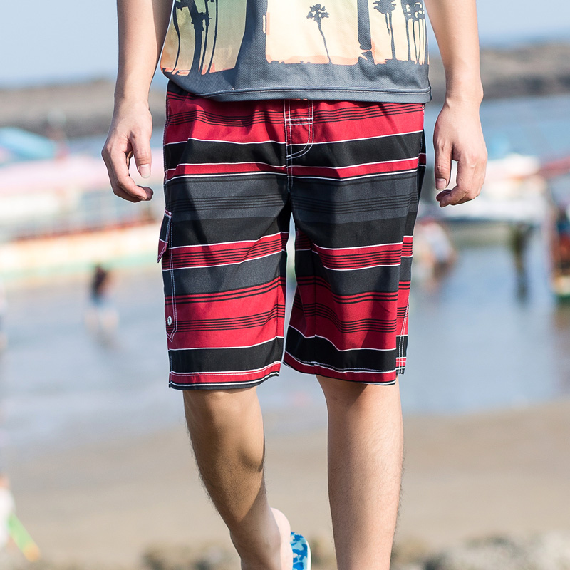 High Quality bermuda masculina   Shorts   Mens   Board     Shorts   Summer Pants Beach Wear Quick Dry 1703