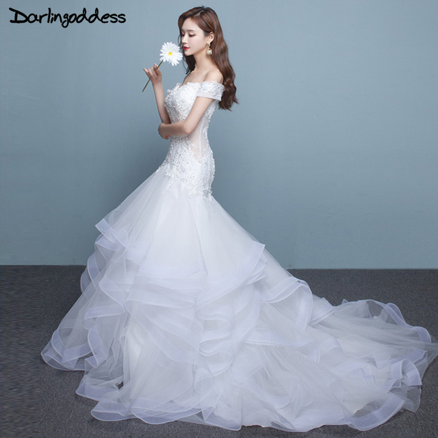 2017 Real Photos Vintage Mermaid Wedding Dresses Cap Sleeves Lace Custom Made China Gowns Plus