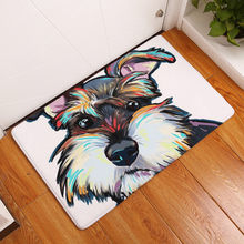 Animal Home Non Slip Door Floor Mats Hall Rugs Kitchen Bathroom Carpet Decor For home Decoration Dropshipping Mar25(China)