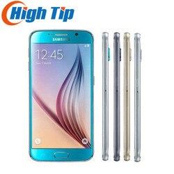 Samsung Galaxy S6 G920F S6 Edge G925F G925P Original Unlocked Mobile Phone Octa Core 32GB ROM 16MP 5.1