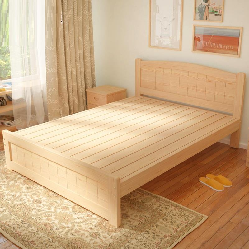 Yatak Odasi Mobilya Totoro Moderno marco muebles Tempat Tidur ...