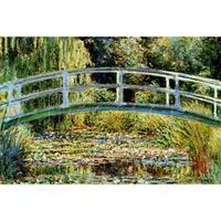 High quality Claude Monet paintings for sale Le Pont Japonais a Giverny Canvas art hand painted