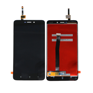 Image 2 - Para Xiaomi Redmi 4A pantalla LCD digitalizador de pantalla para Xiaomi Redmi 4A accesorios de reparación de componentes de Smartphone + envío gratis