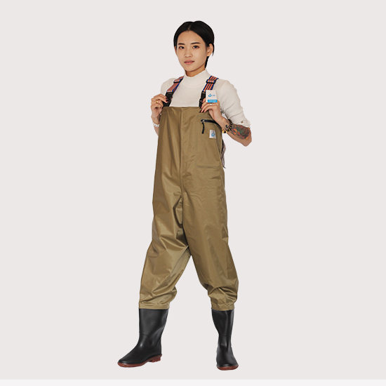 Fly Fishing Stocking Foot waterproof and breathable chest waders Rafting Fishing Waders chest waders for hunting Pants for Men цены