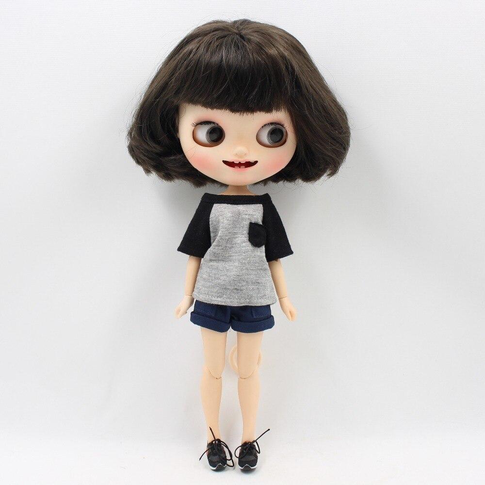 Neo Blythe Doll T-Shirt & Shorts 1