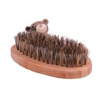 Массаж, который творит чудеса бороды кабан усы щетины бамбука борода гребень