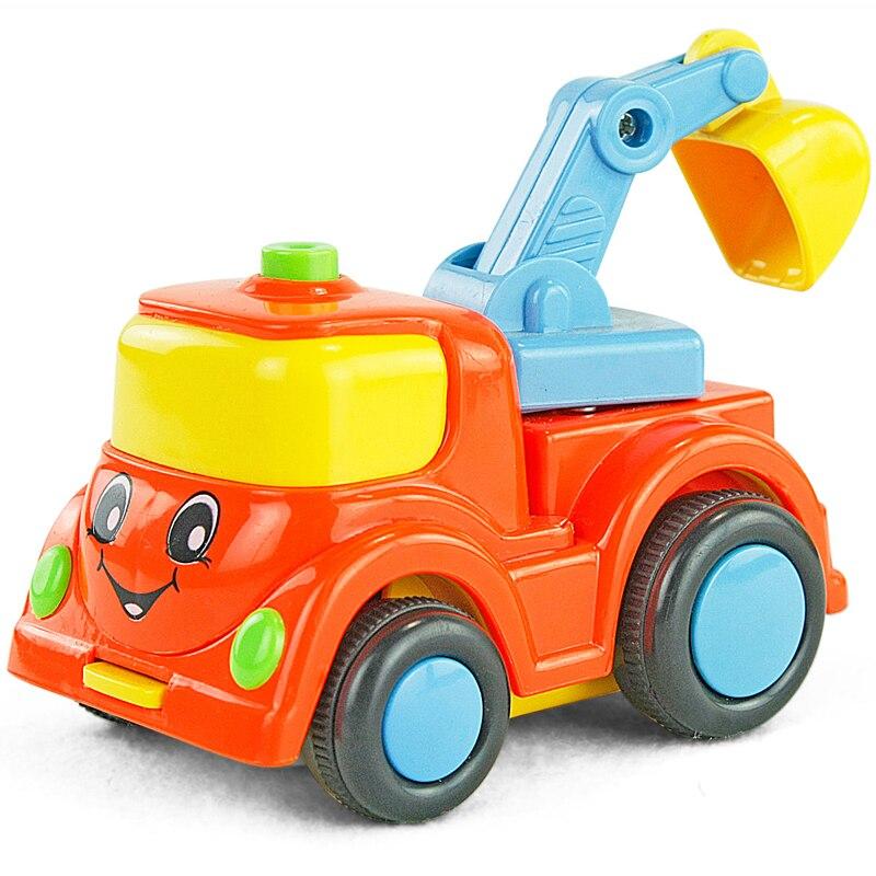 Πόλη κατασκευή οικοδόμηση σειρά - Οχήματα παιχνιδιών - Φωτογραφία 2