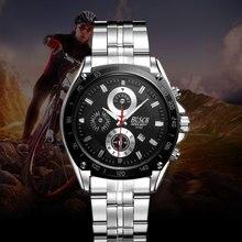 Pausini luz relojes hombres calendario cinturón deportes escalada running relojes a prueba de agua, BO-3102
