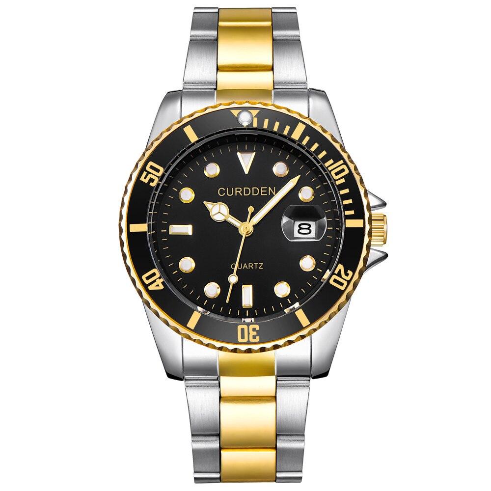 KINYUED Herren Uhren Top Brand Luxus Mechanische Uhren Solide Stahl gürtel Mans Sport Submariner Serie Uhren Relogio Masculino