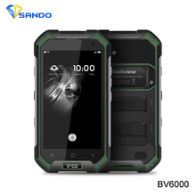 """Оригинал Blackview BV6000 4 г LTE Водонепроницаемый MTK6755 4.7 """"HD Octa core Android 6.0 мобильный телефон 3 ГБ Оперативная память 32 ГБ Встроенная память 13.0MP сотовом телефоне"""