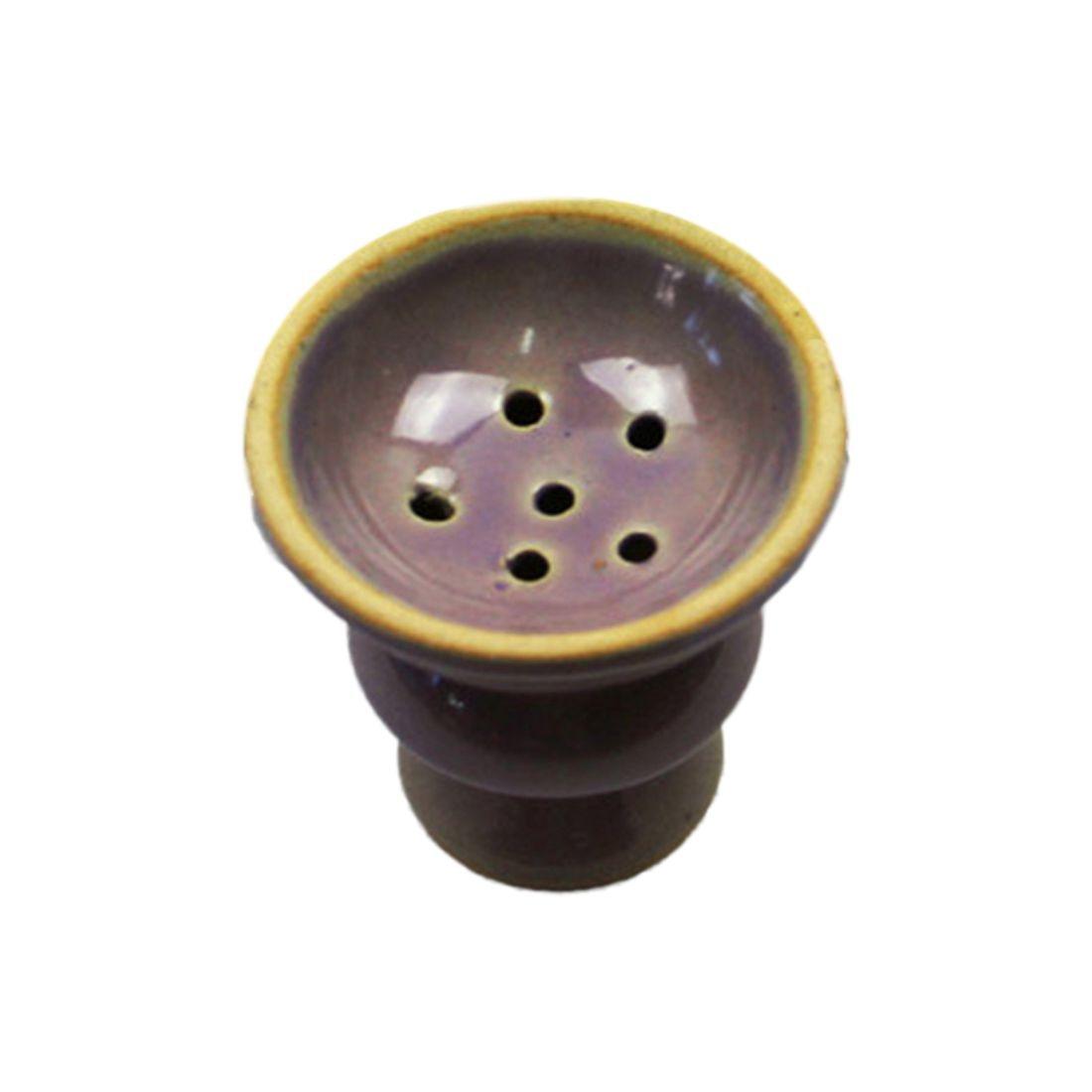 Ceramic Hookah Head Funnel Bowl for Shisha Nargila Phunnel Pipe Hooka Sheesha