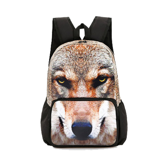 Dog Backpacks For School School Student Back Packs Casual Mens