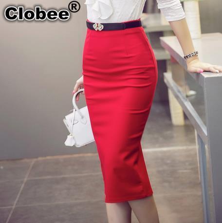 Online Get Cheap Red Pencil Skirt Dress -Aliexpress.com   Alibaba ...