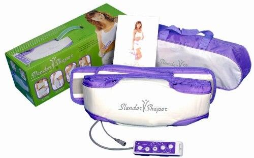 Free Shipping Slimming Lose Weight Fat Burner Slim Massager Belt Slender Shaper стоимость