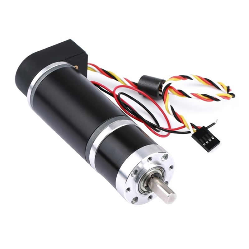 GP36 DC planetary gear motor 23W reduction ratio 1 14 1 27 1 51 500 1000