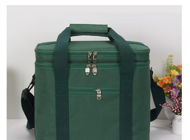 Outdoor Camping Picnic Bag Ultralight Portable Family Picnic Basket Cooler Box Lunch Bag Beer Fridge Multifunction Picnic Bags