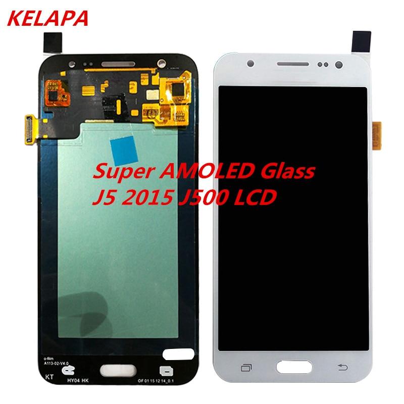 5.0 pouces Super Amoled LCD Compatible pour Samsung Galaxy J5 2015 J500F J500FN J500M J500H avec des outils5.0 pouces Super Amoled LCD Compatible pour Samsung Galaxy J5 2015 J500F J500FN J500M J500H avec des outils