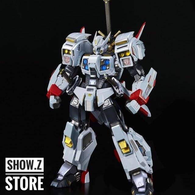 [Show.Z Store] Flame Toys Kuro Kara Kuri Drift Transformation Action Figure [show z store] [pre order] dx9 toys d11 richthofen transformation action figure