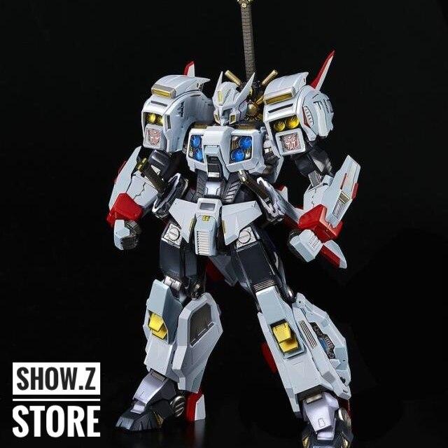 [Show.Z Store] [Pre-Order] Flame Toys Kuro Kara Kuri Drift Transformation Action Figure [show z store] [pre order] zeta toys zb 01 flyfire skyterror sky terror transformation action figure