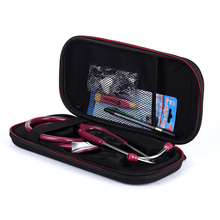 2019 Newest Stethoscope Hard Carrying Case For 3M Littmann III/MDF/ADC/Omron Stethoscope/Hard Drive/SSD/Pen/Other Accessories