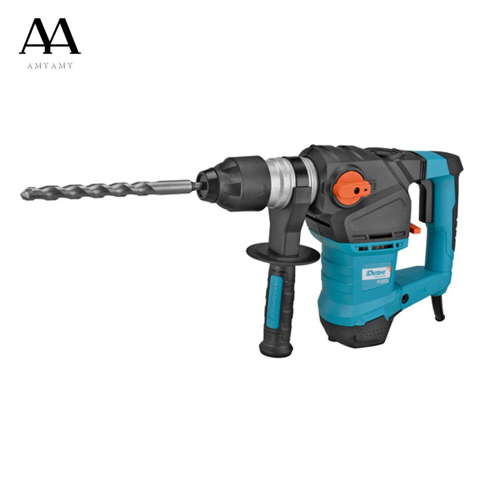 AMYAMY Electric Hammer professional robust power Electric power drill impact drill 1500W 230V for drilling 32K professional english in use ict