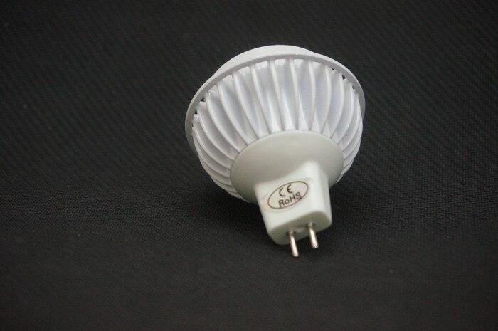 50pcs factory price new mr16 led gu5.3 led lamp 6w lampada led