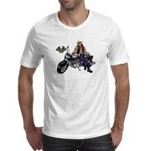 Biker Mice From Mars T-shirt 80s 70s Cartoon Casual Pop Fashion T Shirt Funny Style Cool Women Men Top magic u t shirt dungeons dragons dnd novelty 70s 80s arcade game punk cool t shirt funny rock pop women men top