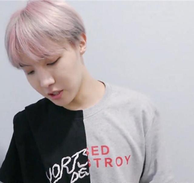 J-Hope Style T-Shirt