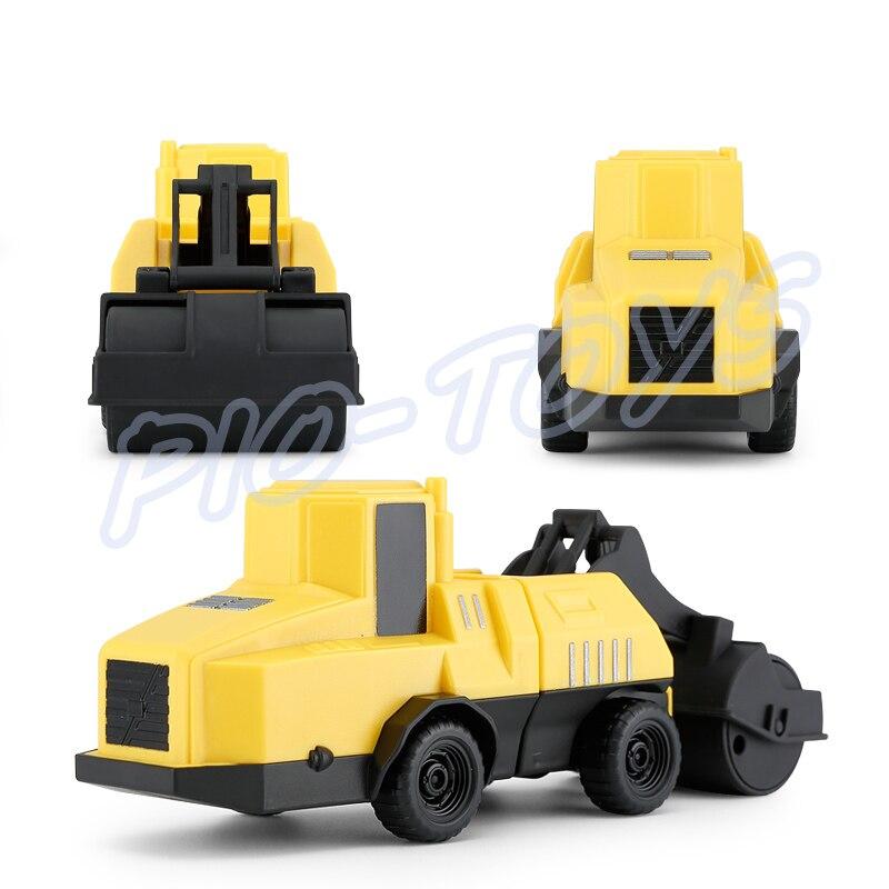 Рождественский подарок, Инженерная модель автомобилей, магнитные сборные игрушки, автомобиль для обучения детей, обучающая игра, семейные ... - 5