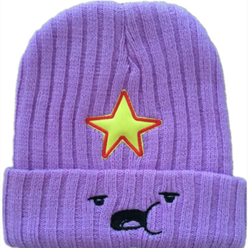 Adventure Finn Jack Lumpy Space Princess Soft Plush Hat Cap Cartoon Cosplay Lsp Hat Winter Warm Beanies Fit For Adult & Children Online Shop